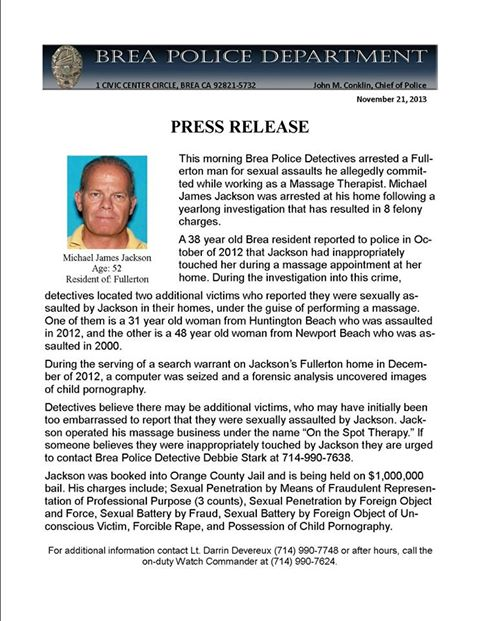 press release112013